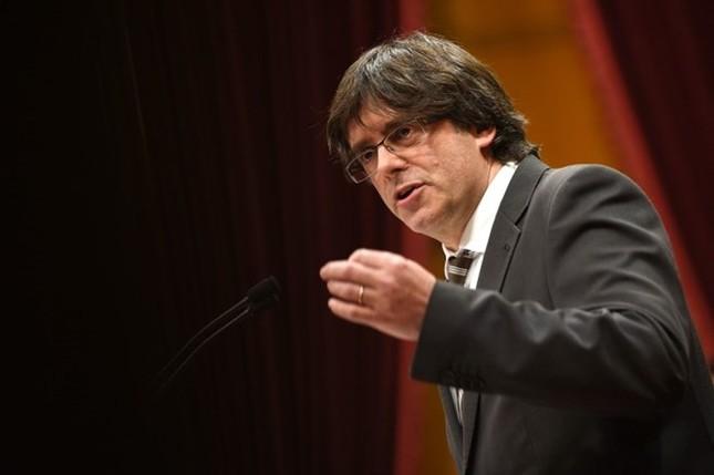 Tây Ban Nha khuyến khích Thủ hiến Catalan đứng ra tranh cử - ảnh 1