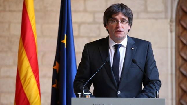 Cựu Thủ hiến Catalonia cáo buộc chính phủ Tây Ban Nha 'tấn công tư pháp tàn bạo' - ảnh 1