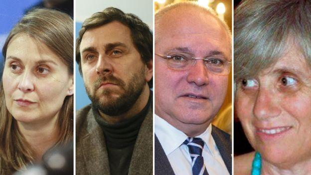 Cựu Thủ hiến Catalonia cáo buộc chính phủ Tây Ban Nha 'tấn công tư pháp tàn bạo' - ảnh 2