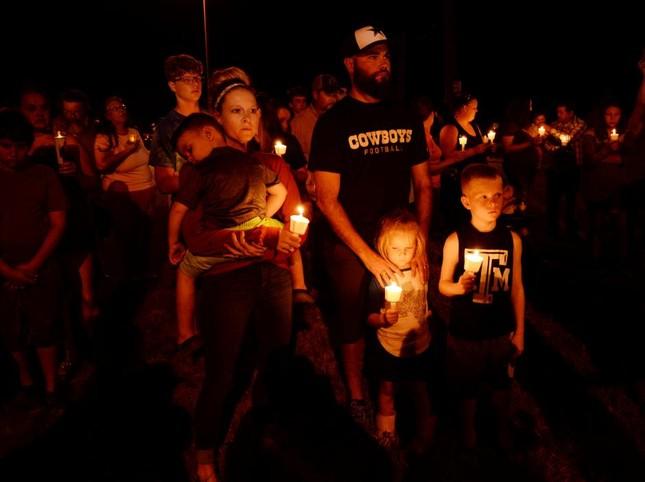 Mỹ: Xả súng kinh hoàng tại Texas, ít nhất 26 người đã thiệt mạng - ảnh 1