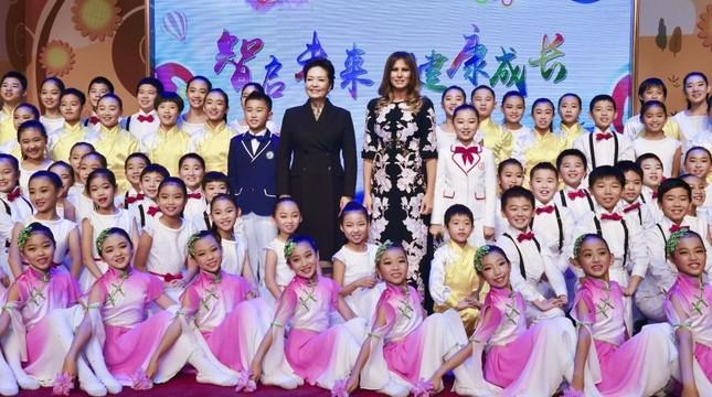 Đệ nhất phu nhân không cùng Tổng thống Mỹ thăm Việt Nam - ảnh 3