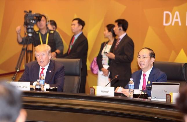 Chùm ảnh khai mạc Hội nghị các nhà Lãnh đạo kinh tế APEC - ảnh 3