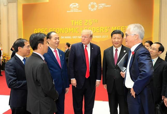 Những hình ảnh thú vị của các nhà lãnh đạo bên lề Hội nghị APEC - ảnh 3
