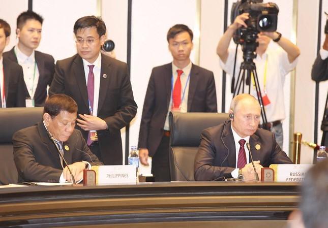 Chùm ảnh khai mạc Hội nghị các nhà Lãnh đạo kinh tế APEC - ảnh 2