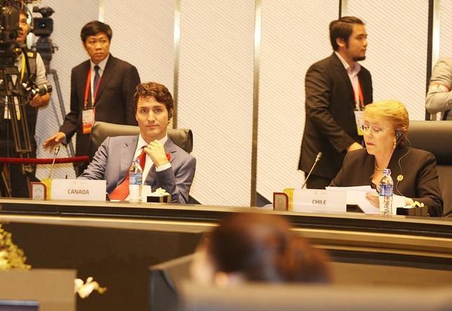 Chùm ảnh khai mạc Hội nghị các nhà Lãnh đạo kinh tế APEC - ảnh 4