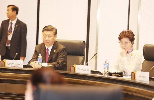 Chùm ảnh khai mạc Hội nghị các nhà Lãnh đạo kinh tế APEC - ảnh 5