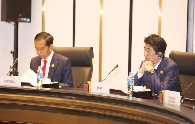 Chùm ảnh khai mạc Hội nghị các nhà Lãnh đạo kinh tế APEC - ảnh 6
