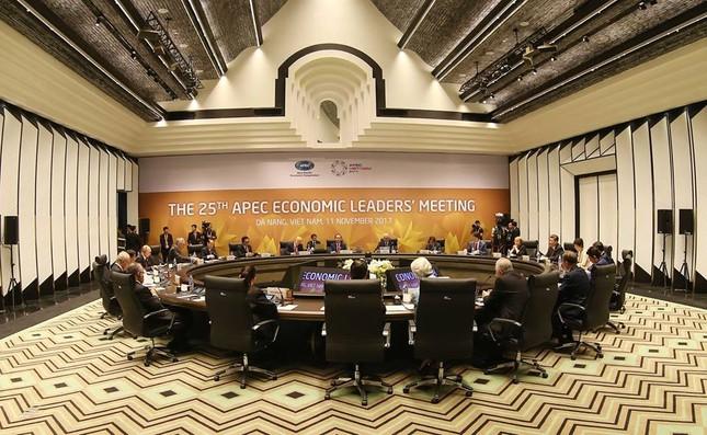Chùm ảnh khai mạc Hội nghị các nhà Lãnh đạo kinh tế APEC - ảnh 1