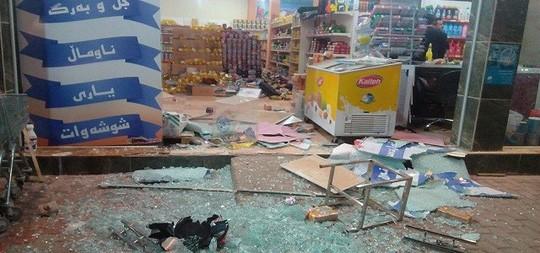 Động đất gần biên giới Iran-Iraq: Ít nhất 61 người thiệt mạng - ảnh 2