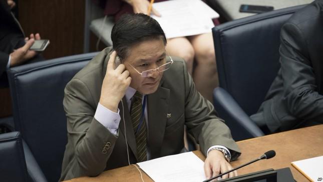 Triều Tiên cáo buộc Mỹ gây ra 'tình hình tồi tệ' - ảnh 1