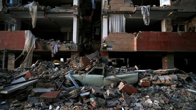 Động đất biên giới Iran-Iraq: Số người thiệt mạng tăng lên 530 người - ảnh 1