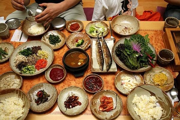 Hàn Quốc – Nền ẩm thực của những nụ cười và luôn ngập tràn màu sắc - ảnh 4
