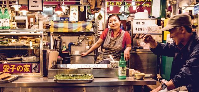 Hàn Quốc – Nền ẩm thực của những nụ cười và luôn ngập tràn màu sắc - ảnh 7