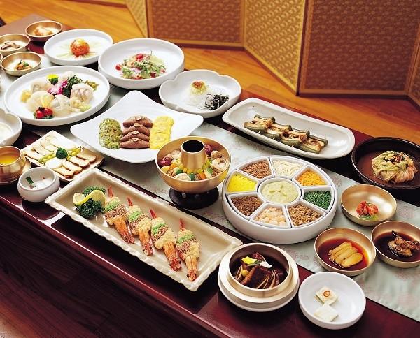 Hàn Quốc – Nền ẩm thực của những nụ cười và luôn ngập tràn màu sắc - ảnh 1