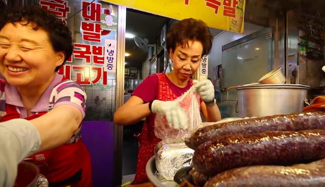 Hàn Quốc – Nền ẩm thực của những nụ cười và luôn ngập tràn màu sắc - ảnh 6