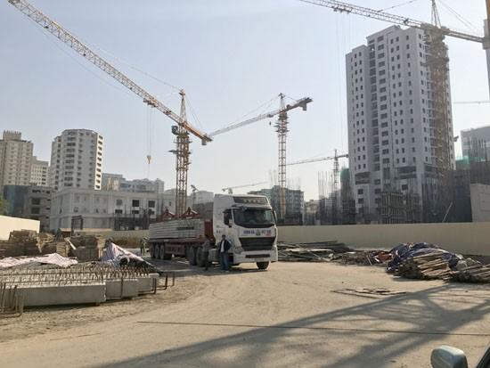 """Dự án """"Vedette"""" quận Thanh Xuân giá bèo vì ôm trọn nghĩa trang  - ảnh 6"""