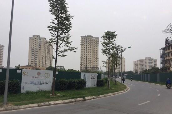 Cư dân Home City bức xúc, tố chủ đầu tư Văn Phú-Trung Kính không trung thực - ảnh 1