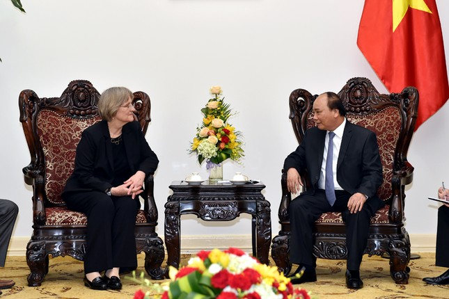 Thủ tướng: Đề nghị Đại học Harvard tiếp tục hỗ trợ Việt Nam về giáo dục - ảnh 1