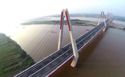 Những phương án quy hoạch sông Hồng trong hơn 20 năm qua  - ảnh 1