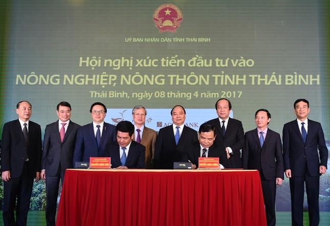 Thủ tướng: Thái Bình cần mở rộng không gian ra Biển Đông - ảnh 1