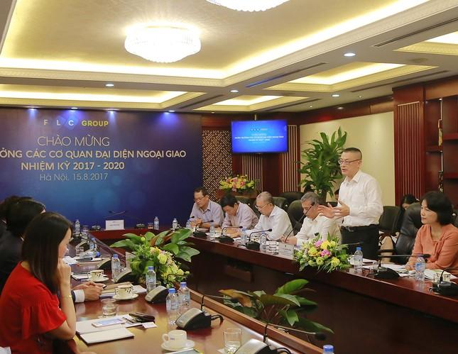 FLC đẩy mạnh quảng bá BĐS nghỉ dưỡng ra thị trường quốc tế  - ảnh 2