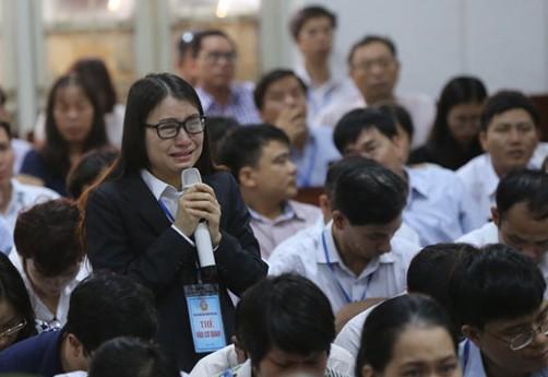 Đại án Oceanbank: Nguyễn Xuân Sơn thay đổi lời khai, Hồng Tứ khóc nức nở - ảnh 2