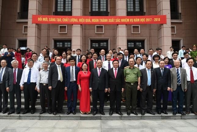 Thủ tướng dự lễ khai giảng năm học mới tại Học viện Hồ Chí Minh  - ảnh 1