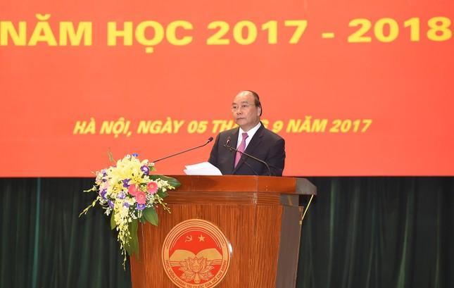 Thủ tướng dự lễ khai giảng năm học mới tại Học viện Hồ Chí Minh  - ảnh 2