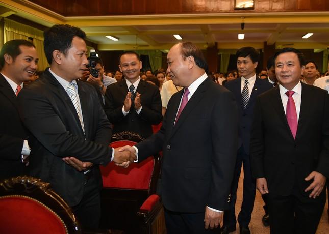Thủ tướng dự lễ khai giảng năm học mới tại Học viện Hồ Chí Minh  - ảnh 3