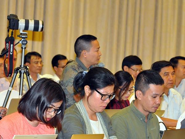 Trường hợp ông Nguyễn Xuân Quang, nếu vi phạm, không trừ một ai, kể cả những người đưa thông tin thất thiệt cũng cần bị xử lý - ảnh 1