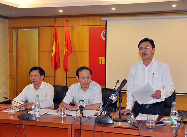 Trường hợp ông Nguyễn Xuân Quang, nếu vi phạm, không trừ một ai, kể cả những người đưa thông tin thất thiệt cũng cần bị xử lý - ảnh 2