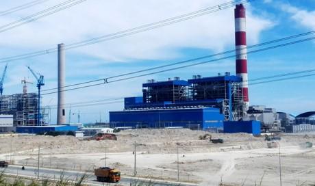 Đề nghị giám sát đặc biệt môi trường tại Nhiệt điện Vĩnh Tân - ảnh 1