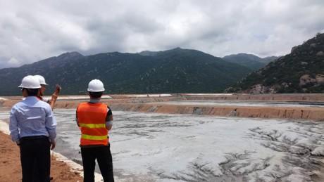 Đề nghị giám sát đặc biệt môi trường tại Nhiệt điện Vĩnh Tân - ảnh 2