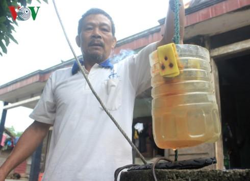 """Quảng Bình: Công trình nước sạch bỏ hoang, người dân Phong Nha dùng nước """"bẩn"""" - ảnh 1"""