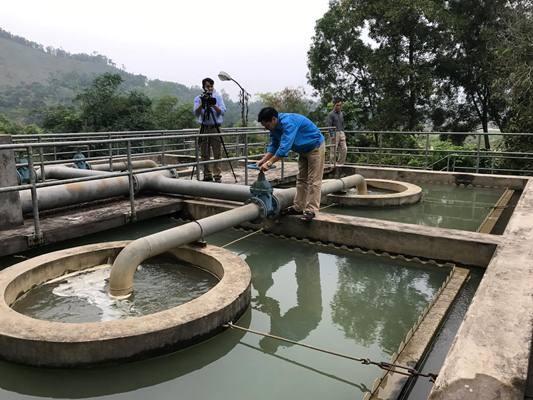 Nghệ An: Nhiều mẫu nước tại Nhà máy nước Quỳ Hợp không đạt chuẩn - ảnh 1