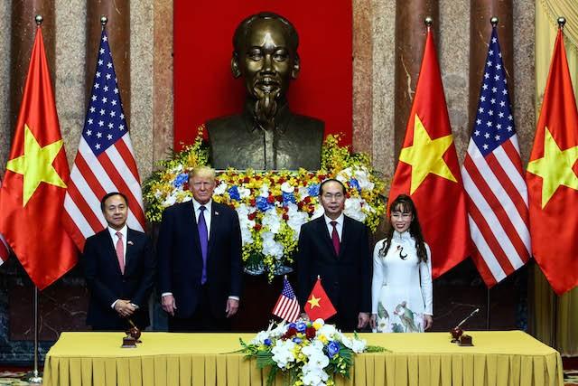 Tổng thống Trump chứng kiến Vietjet và Pratt & Whitney ký thoả thuận trị giá 600 triệu đô la - ảnh 1
