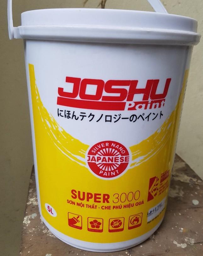Sơn Joshu: Sản phẩm mập mờ, quản lý thị trường kém quyết liệt trong việc xử lý - ảnh 1