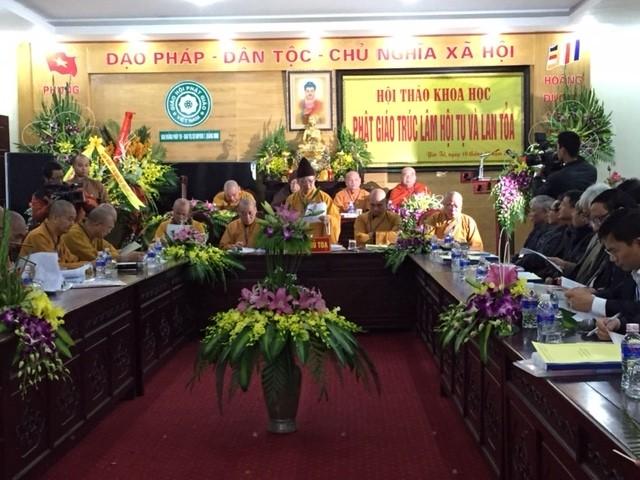 Phật giáo Trúc Lâm Yên Tử: Hội tụ và lan tỏa - ảnh 1
