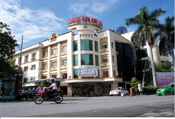 Nhà đầu tư 9X chi trăm tỷ thâu tóm khách sạn Kim Liên - ảnh 1