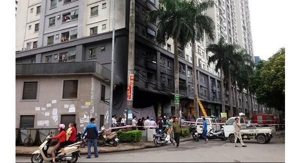 17 khu chung cư của đại gia Lê Thanh Thản không đảm bảo an toàn - ảnh 1