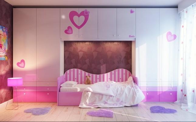 Phong thủy khi bài trí phòng ngủ cho bé ngủ ngoan, chóng lớn - ảnh 3