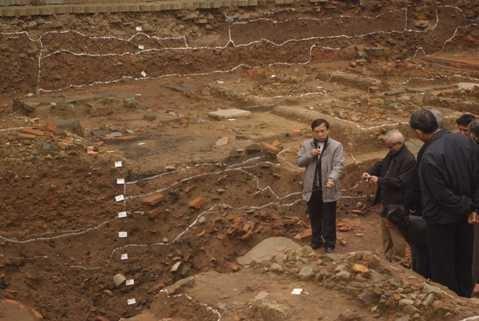 Điện Kính Thiên: 'Giải mã' được 30% kiến trúc gốc sau khai quật - ảnh 2