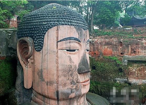 Bí ẩn bức tượng Lạc Sơn Đại Phật bốn lần rơi lệ trong lịch sử - ảnh 3