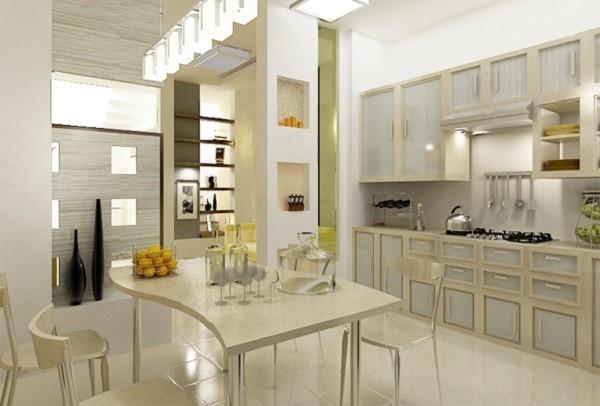 Những nguyên tắc tối kỵ trong phong thủy nhà bếp bạn nên biết - ảnh 1