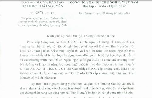 Bi hài giáo viên ở Hưng Yên nháo nhác 'mua' chứng chỉ - ảnh 3