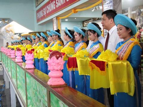 Khánh thành bảo tàng Văn hóa Phật giáo đầu tiên ở Việt Nam - ảnh 1