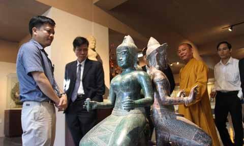 Khánh thành bảo tàng Văn hóa Phật giáo đầu tiên ở Việt Nam - ảnh 3