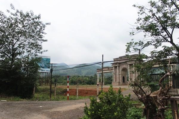Tận mục dự án tiền tỷ bỏ hoang ở Hòa Bình - ảnh 2