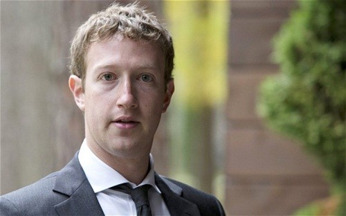 Ông chủ Facebook Mark Zuckerberg- giản dị và đầy đam mê - ảnh 1