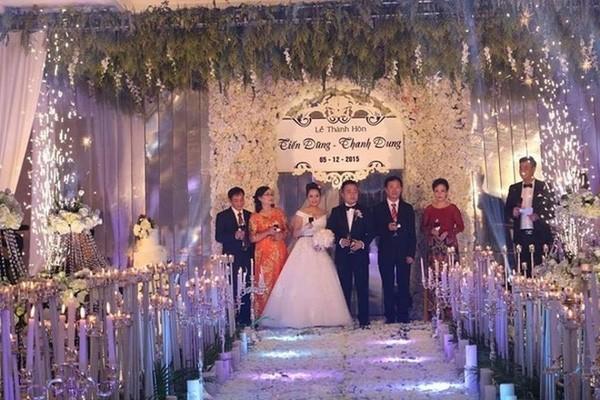 Đám cưới chục tỷ ở Quảng Ninh: Bố chú rể giàu cỡ nào? - ảnh 2